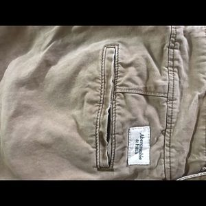 Abercrombie & Fitch Pants - Abercrombie & Fitch Slim Fit Chino Pants